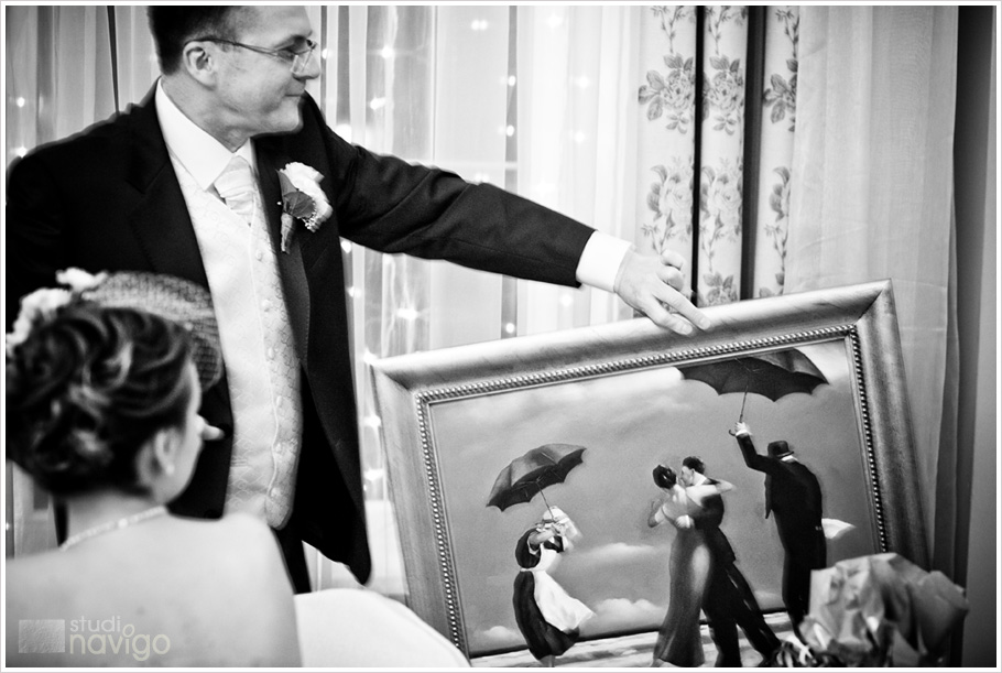 wesele Art Impression House, Jack Vettriano