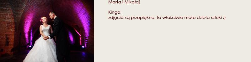 opinia marta mikolaj